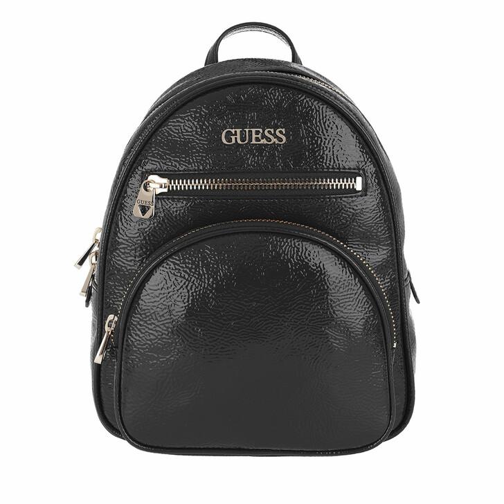 Reisetasche, Guess, New Vibe Backpack Black