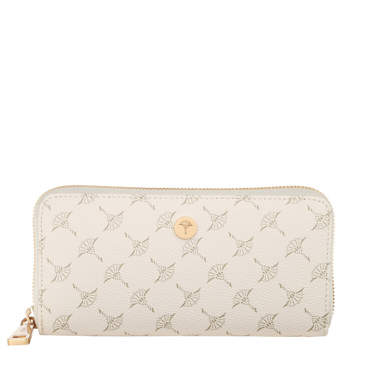 wallets, JOOP!, Cortina Melete Wallet Off White