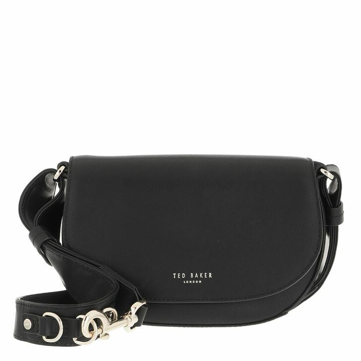 bags, Ted Baker, Wxb Equenia Sleek Equestrian Mini Crossbody Black