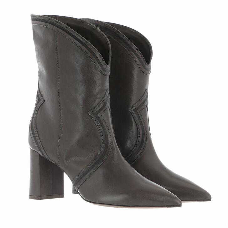 Schuh, L´Autre Chose, Ankle Boot No Zip Vintage Dark Grey
