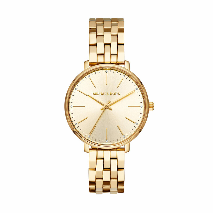 Uhr, Michael Kors, MK3898 Pyper Ladies Metals Watch Gold