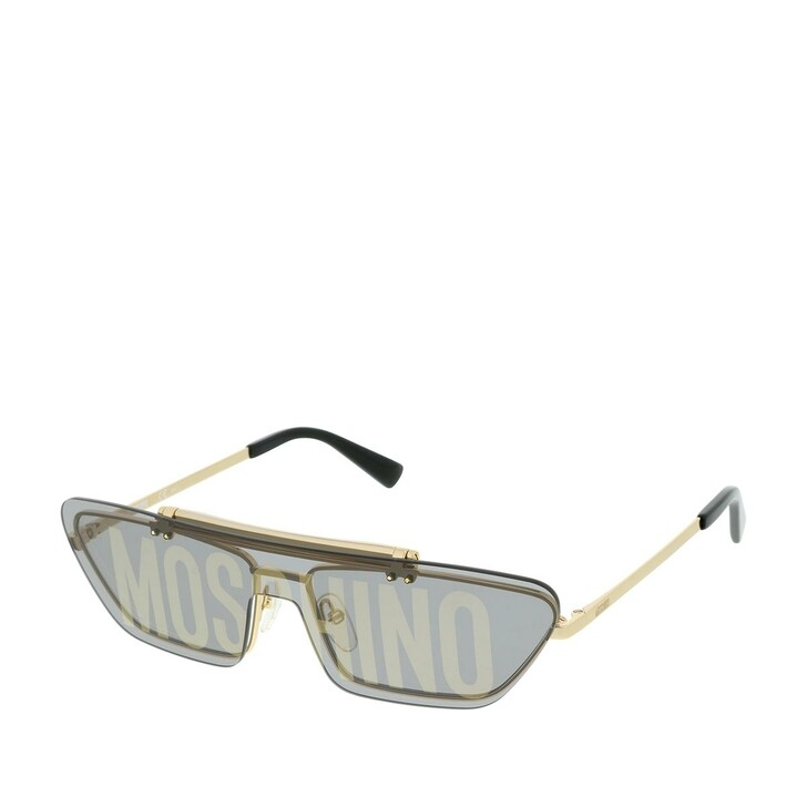 Sonnenbrille, Moschino, MOS048/S Rose Gold
