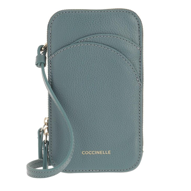 smart_cases, Coccinelle, I-Tech Cell Phone Holder Shark Grey
