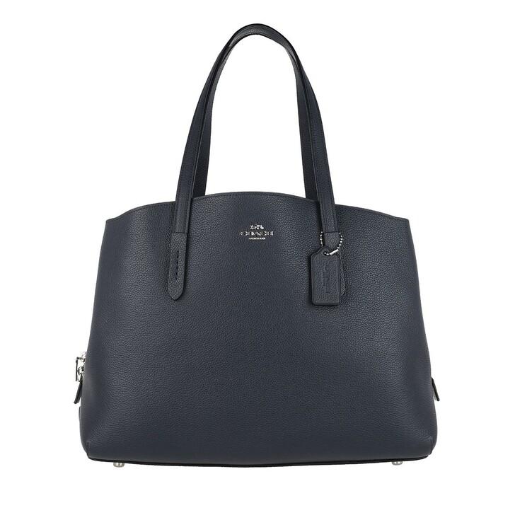 Handtasche, Coach, Shopper Carryalls Blue