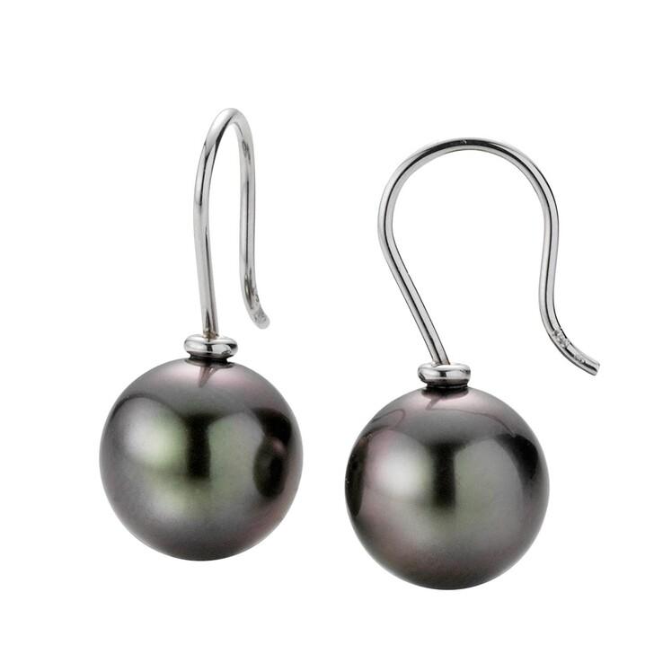 earrings, Gellner, Hook Earrings Tahiti Pearls White Gold
