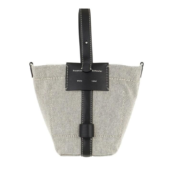 bags, Proenza Schouler, Small Sullivan Bag Optic White/ Black