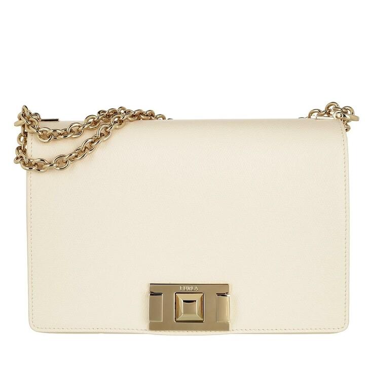 Handtasche, Furla, Furla Mimi' S Crossbody Pergamena