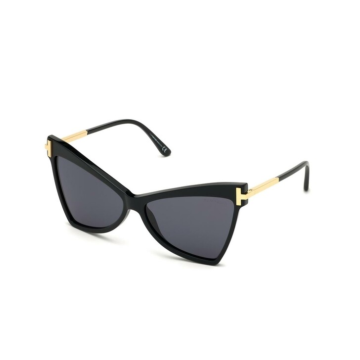 sunglasses, Tom Ford, Women Sunglasses FT0767 Black/Grey