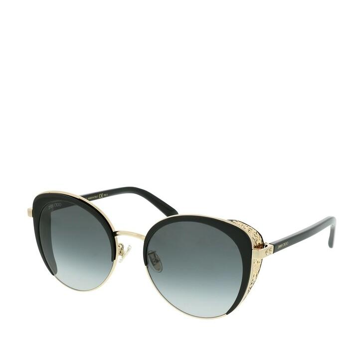 Sonnenbrille, Jimmy Choo, GABBY/F/S Black Gold
