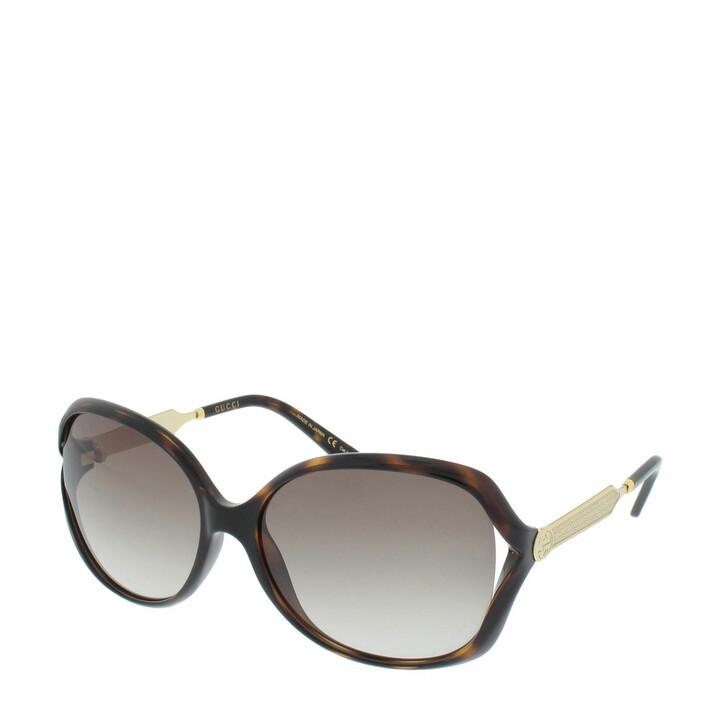 Sonnenbrille, Gucci, GG0076S 003 60