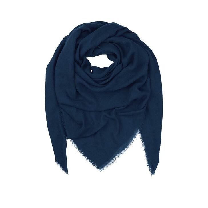 scarves, Becksöndergaard, Mill Scarf Classic Navy