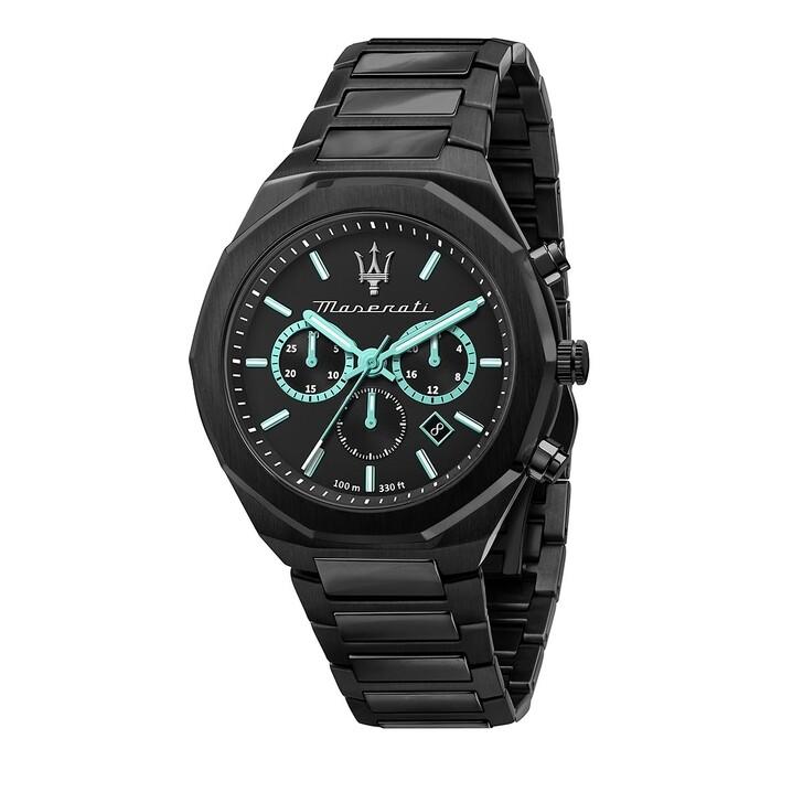 watches, Maserati, Aqua Edition 45mm black