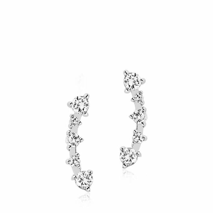 earrings, Sif Jakobs Jewellery, Princess Earrings Sterling Silver 925