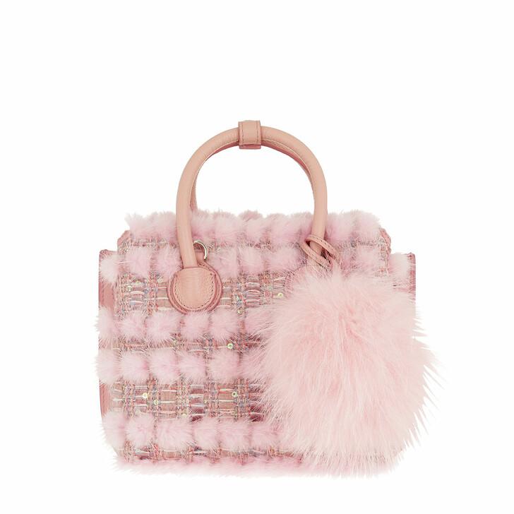 Handtasche, MCM, Milla Tote Medium Pink Blush