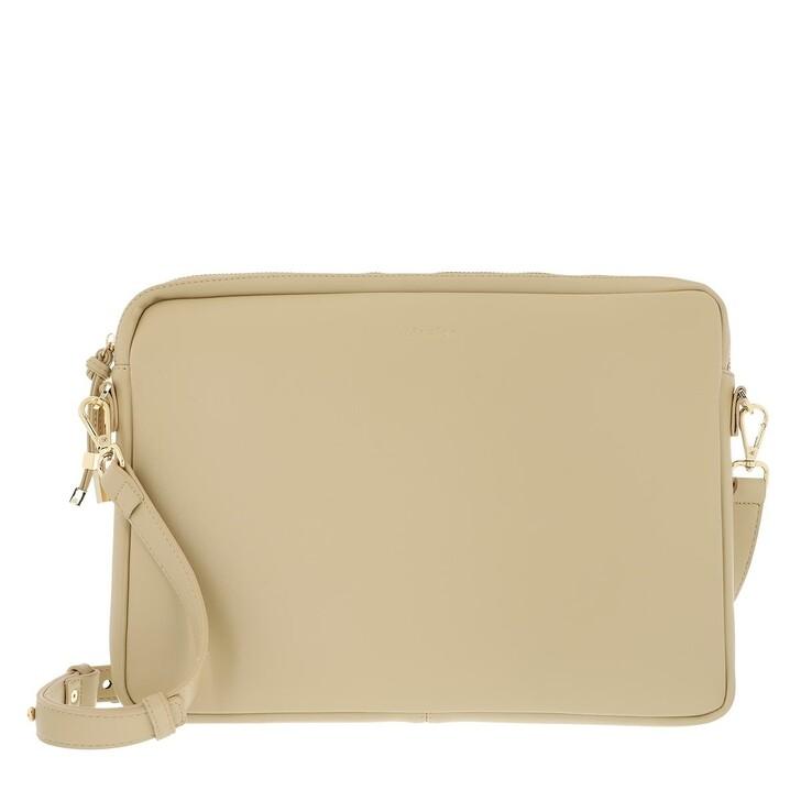 "Handtasche, Maison Hēroïne, Jamie 13"" Laptop Bag Oyster"