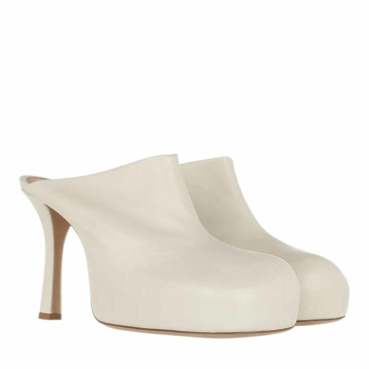 Schuh, Bottega Veneta, Block Bold Mule Wax