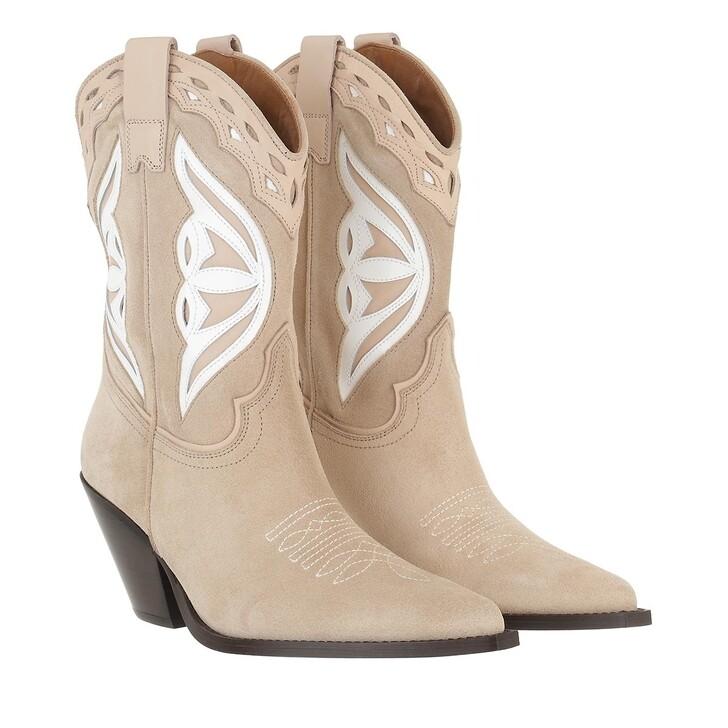 Schuh, Toral, Boots Seta Beige