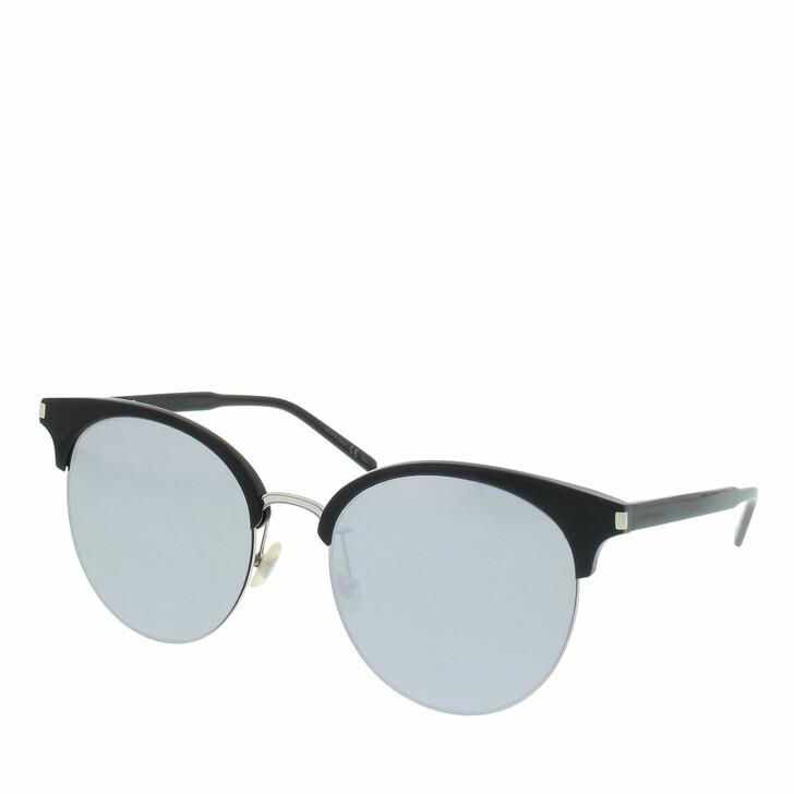 Sonnenbrille, Saint Laurent, SL 200/K SLIM 56 002