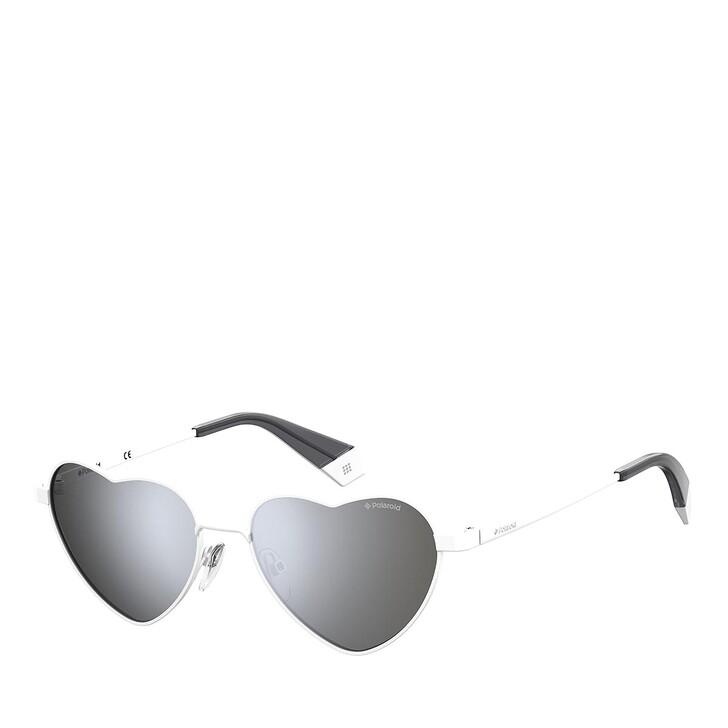 Sonnenbrille, Polaroid, PLD 6124/S WHITE