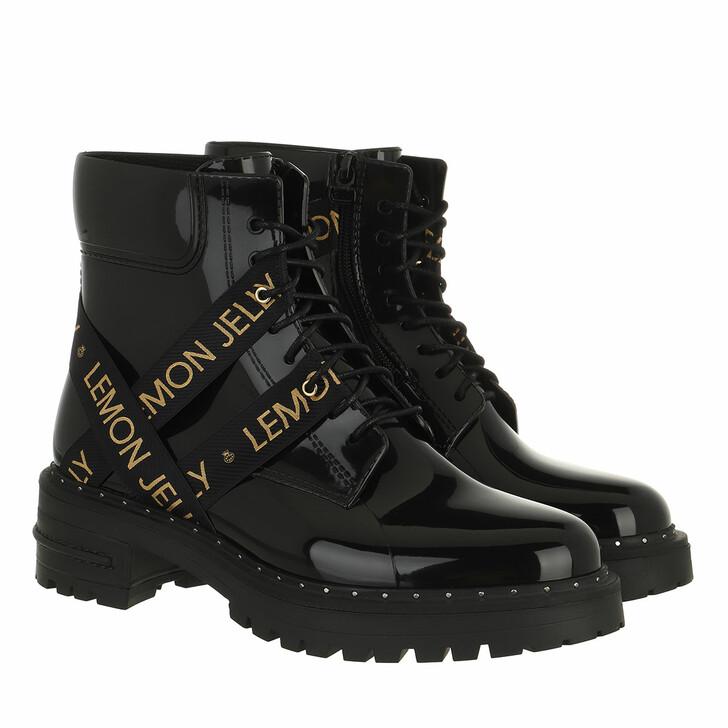 shoes, Lemon Jelly, Gianna 01 Chelsea Boot Black