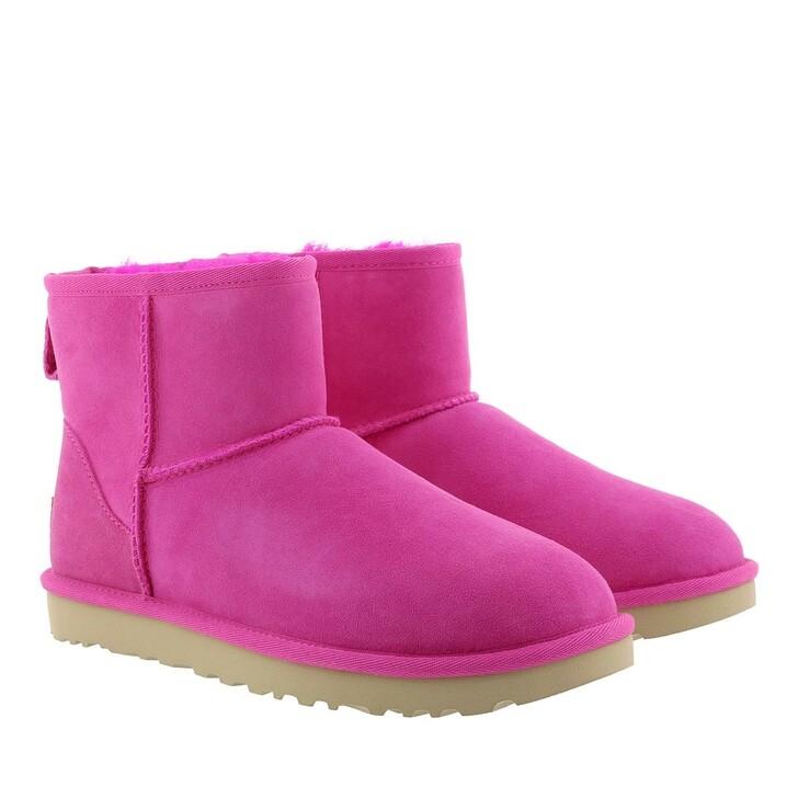 Schuh, UGG, Classic Mini Boot Rock Rose