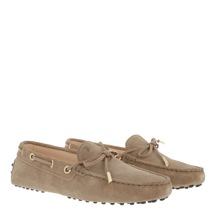 Schuh, Tod's, Gommino Moccasins Beige