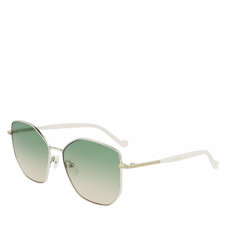 Sonnenbrille, LIU JO, LJ144S Shiny Gold
