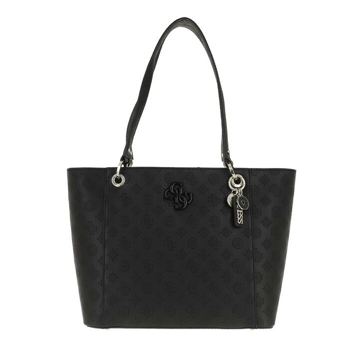 Handtasche, Guess, Noelle Elite Tote Black