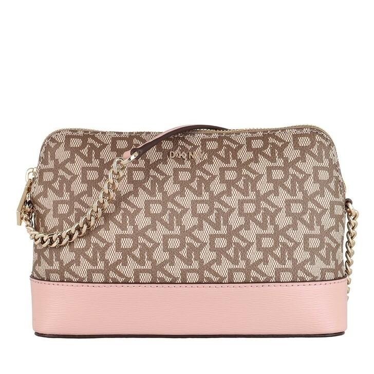 Handtasche, DKNY, Bryant Dome Crossbody  Chno Lg/Cashmere