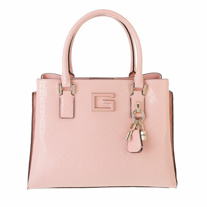 bags, Guess, Blane Girlfriend Satchel Rose
