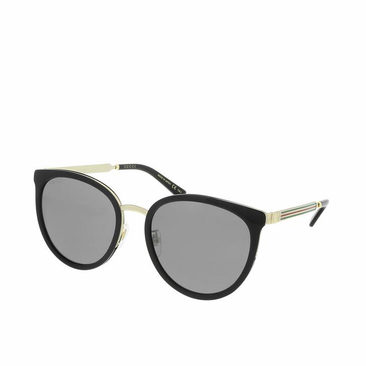 Sonnenbrille, Gucci, GG0077SK 006 56