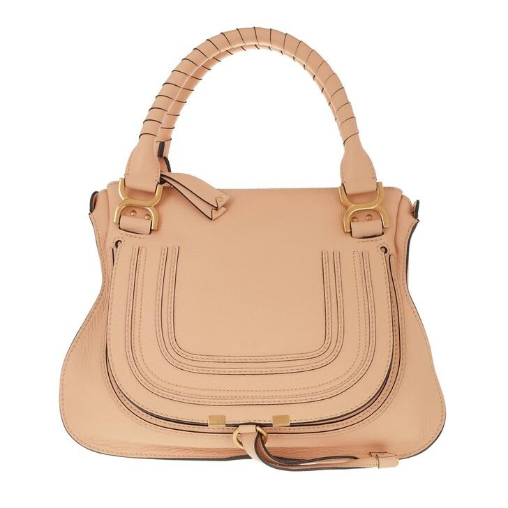 Handtasche, Chloé, Marcie Medium Shoulder Bag Sandy Beige