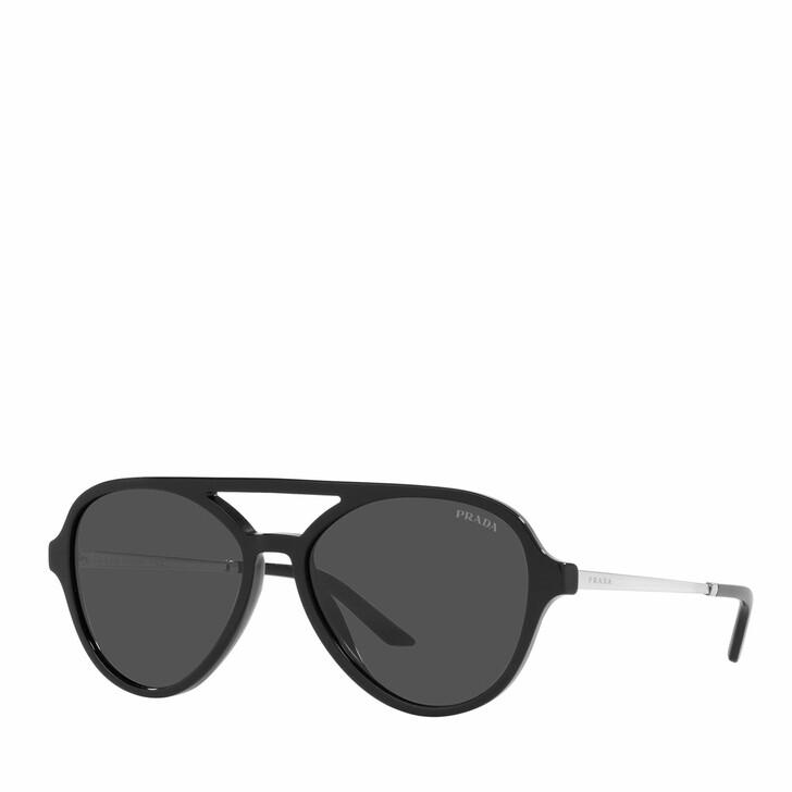 Sonnenbrille, Prada, 0PR 13WS BLACK
