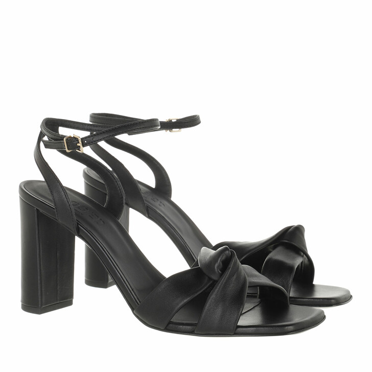 shoes, Closed, Aaya Pumps Leather Black