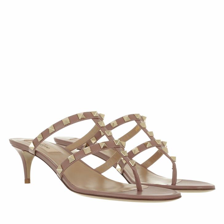Schuh, Valentino Garavani, Sandals Dark Nude