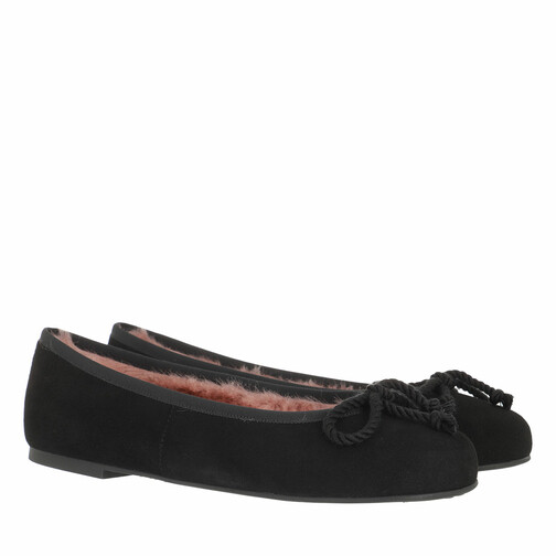 pretty ballerinas -  Loafers & Ballerinas - Ella Ballerinas - in schwarz - für Damen