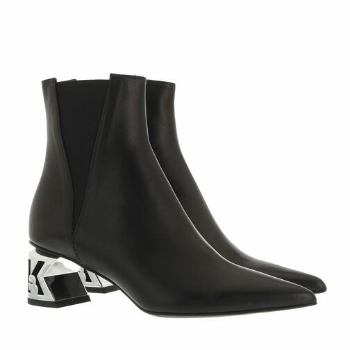 karl lagerfeld -  Boots & Stiefeletten - K-BLOK Ankle Chelsea Boot - in schwarz - für Damen