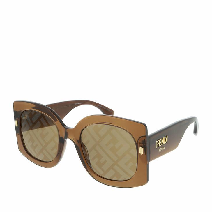 Sonnenbrille, Fendi, FF 0436/G/S Brown