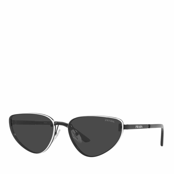 sunglasses, Prada, 0PR 57WS BLACK