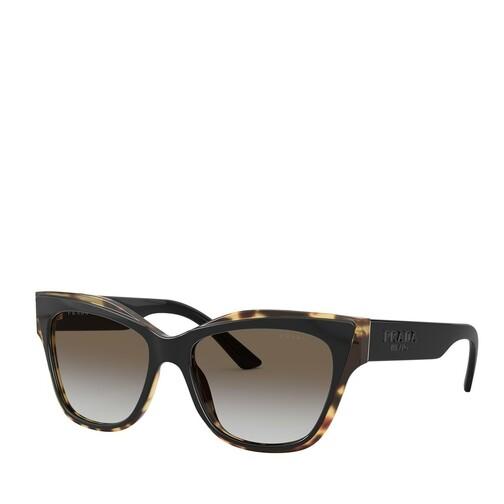prada -  Sonnenbrille - AZETAT WOMEN SONNE - in schwarz - für Damen