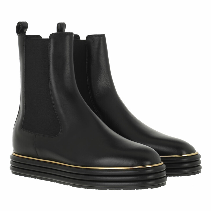shoes, Bally, Bootie Faelisa Black
