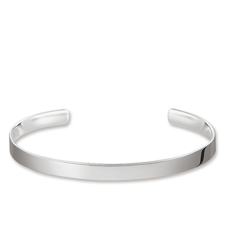 Armreif, Thomas Sabo, Bracelet Love Cuff Silver