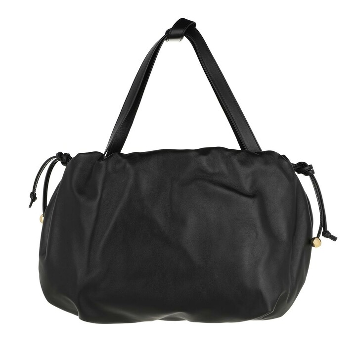 Handtasche, Bottega Veneta, The Medium Bulb Bag Black