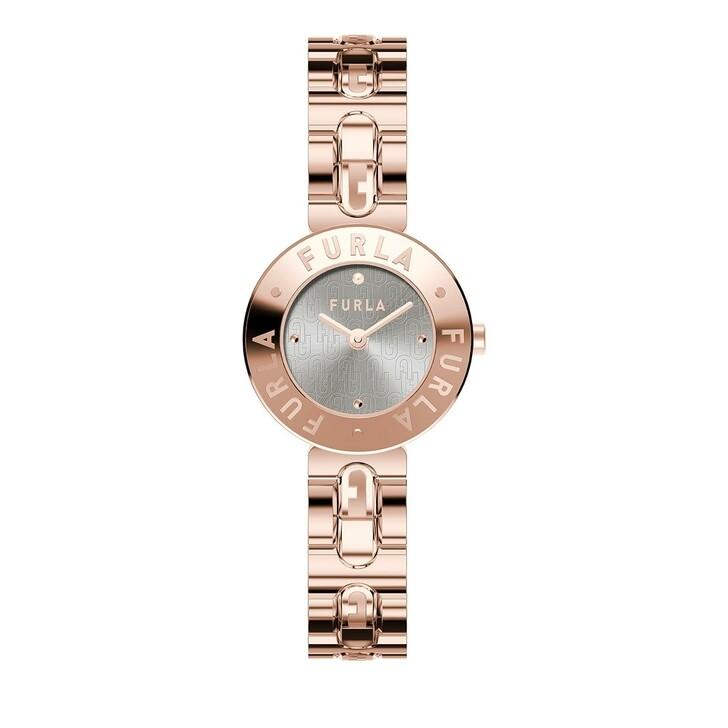 Uhr, Furla,  Essential Watch Rose Gold Tone