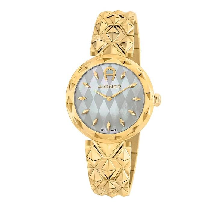 Uhr, AIGNER, PRATO II Watch Gold