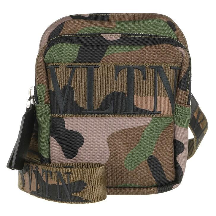 Handtasche, Valentino, Crossbody Bag Camou