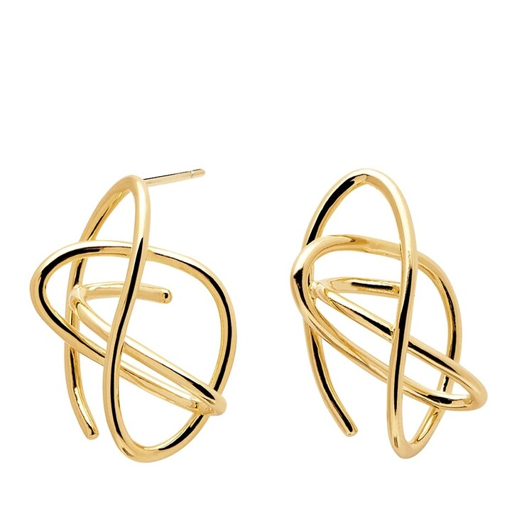 Ohrring, PDPAOLA, Esha Earring Yellow Gold
