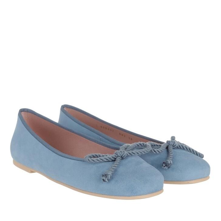 Schuh, Pretty Ballerinas, Rossario Ballerina Shoes Blue