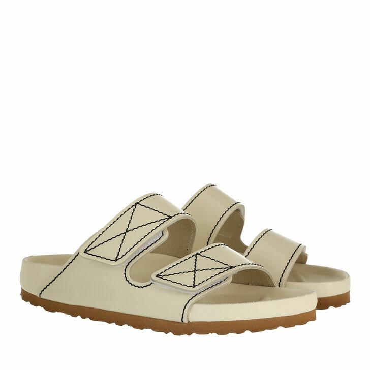 shoes, Proenza Schouler, x Birkenstock Arizona Ecru