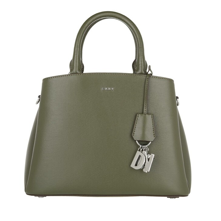 Handtasche, DKNY, Paige  Medium Satchel Military Green